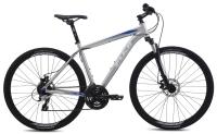 Fuji TRAVERSE 1.5 D 21´´ 2014 (Silver) - FAHRRAD - KONTOR | Fahrraddiscount | Gute Räder, gute Preise